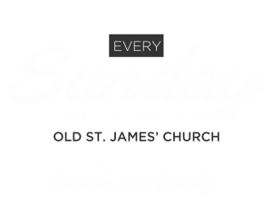 Join Us (St James)