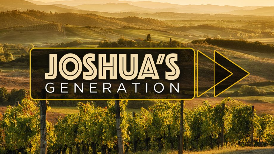 Joshua's generation course - 4 weeks