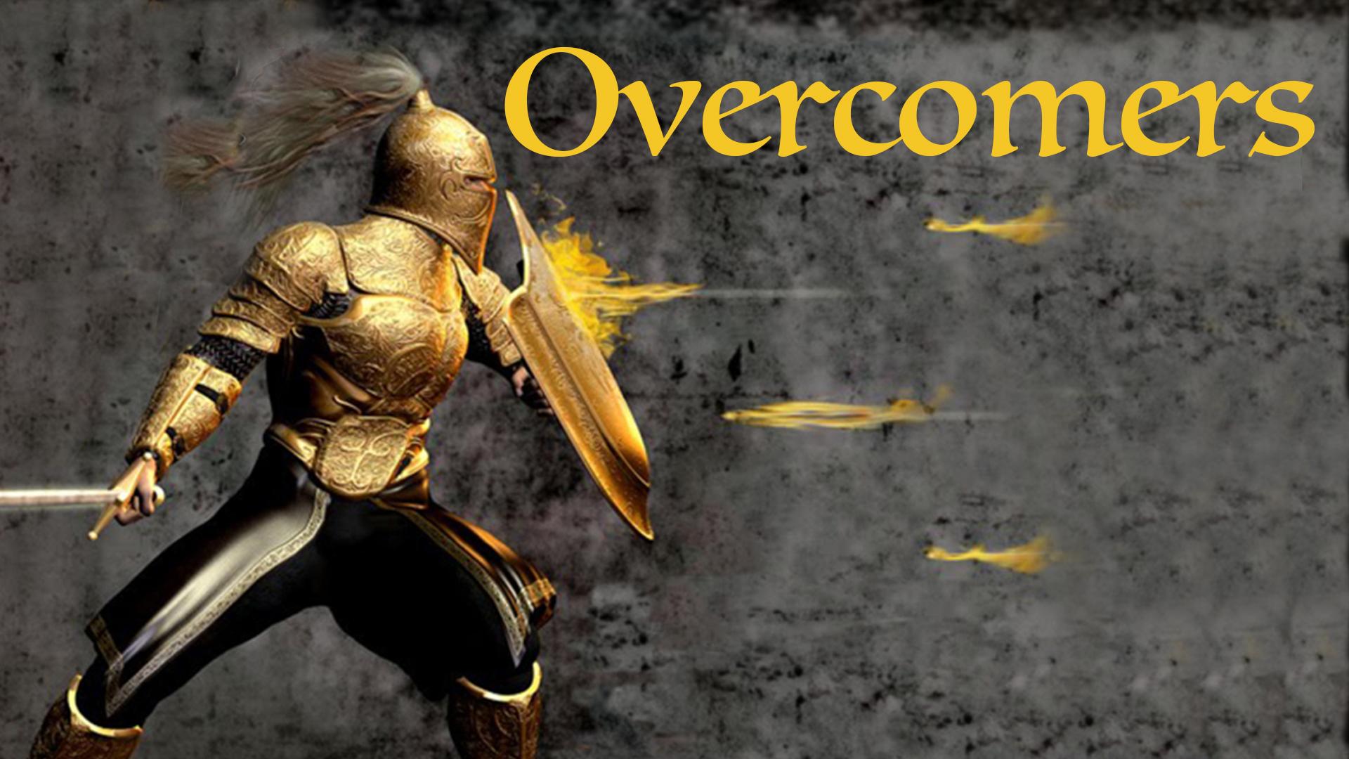 Overcomers course - 5 weeks