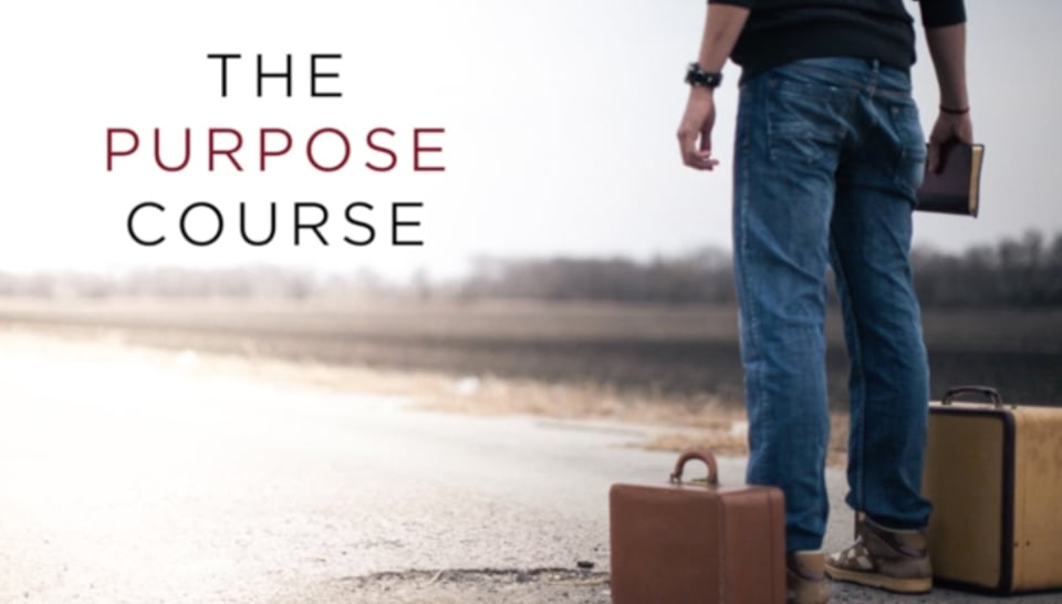 The Purpose Course - 6 weeks